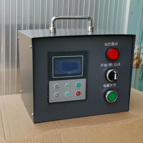 JT-5000新型破碎机自动喂料仪